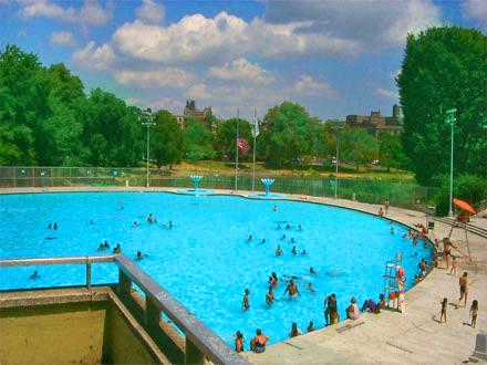 Lasker Pool C107