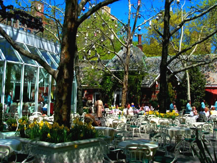 Restaurants In Central Park Best